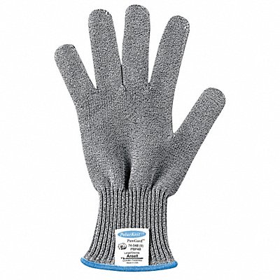 Uncoated Cut Resistant Glove ANSI/ISEA Cut Level 5 Dyneema? Lining Gray M EA 1