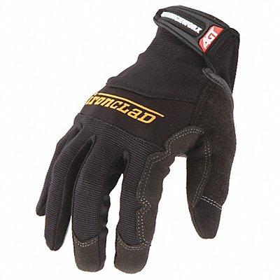 General Utility Mechanics Gloves Black 2XL PR 1