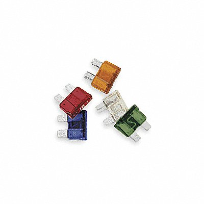 10A Fast Acting Nonindicating Plastic Fuse with 32VDC Voltage Rating ATC Series Red  |  Box of 5