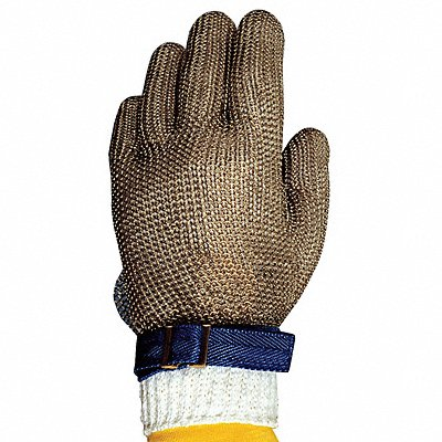 Cut Resistant Glove Lining Silver M EA 1