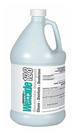 Wex-Cide 128 Hospital-grade disinfectant concentrate | 55 Gallon Drum