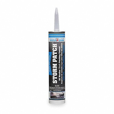 Rubberized Cement Patch 10.5 oz Size Black Color Container Type Tube