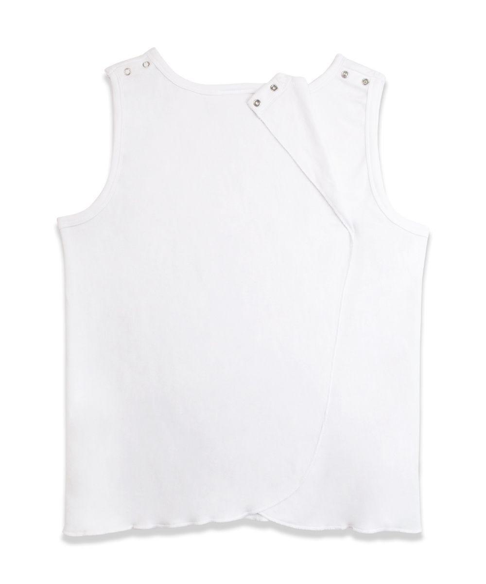 Womens 3 Pack - Adaptive Cotton Sleeveless Undershirt