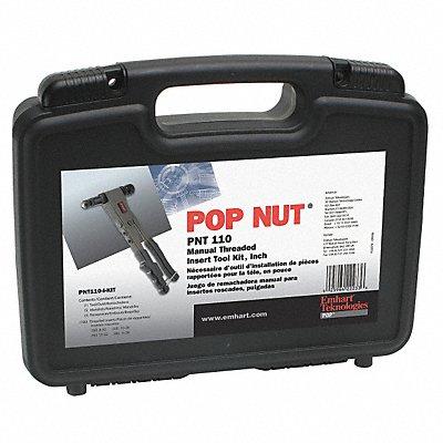 Cast Aluminum and Steel Rivet Nut Tool Kit