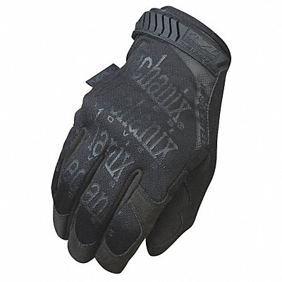 Cold Protection Gloves Fleece Lining Rubberized Reinforcement Cuff Black M PR 1