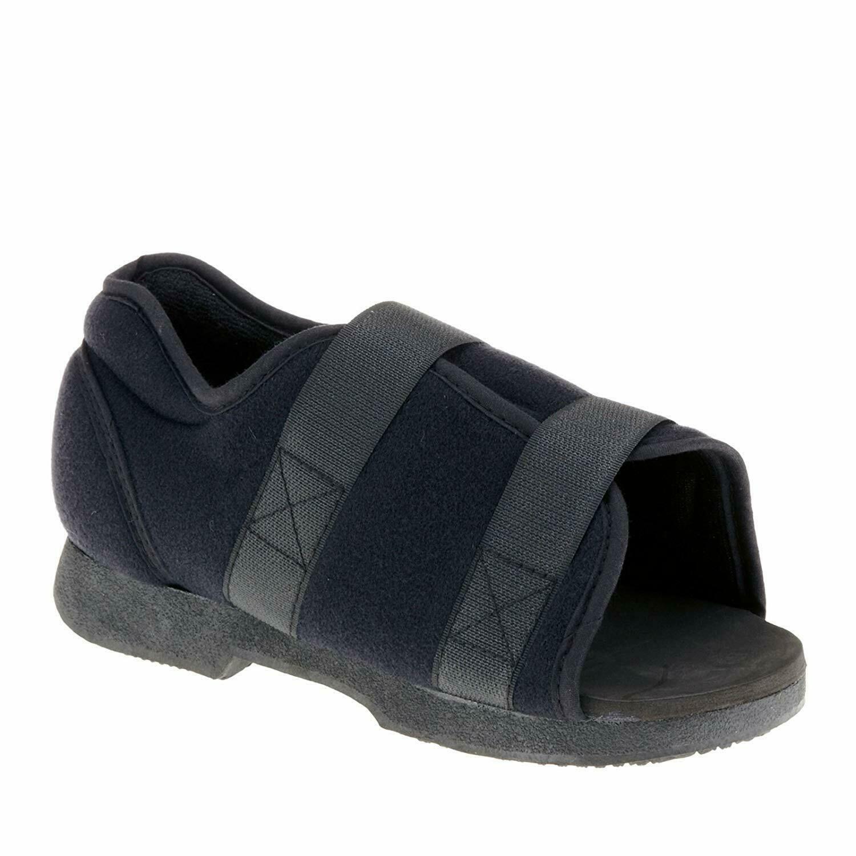 Ossur Soft Top Post Op Shoe,Higher Reinforced Heel Counter & Padded Heel Collar