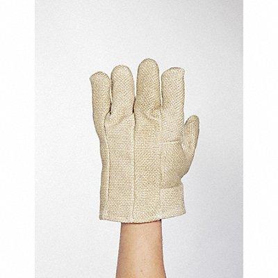 Heat Resistant Gloves ZetexPlus? Highly Texturized Fiberglass 2000¬F Max Temp. One Size Fits Mos