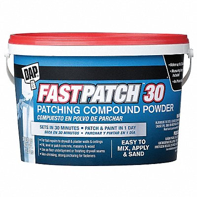 Patching Compound 3.5 lb Size White Color