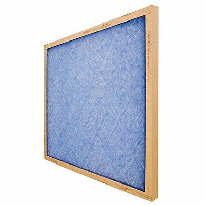 9x48x1 MERV 5 Fiberglass Non-Pleated Air Filter  |  Box of 12