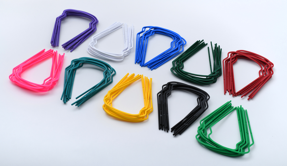 Eye Shields Frames Only Disposable 100 Multicolor