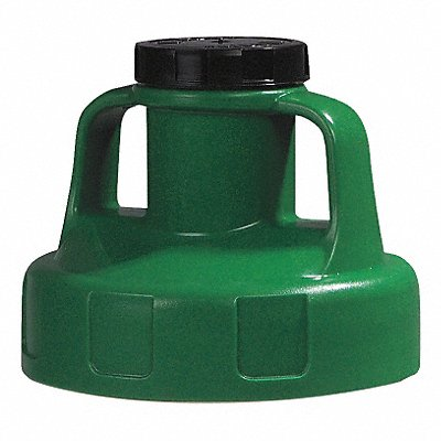 HDPE Utility Lid Mid Green For Use With Mfr No 101001 101002 101003 101005 101010