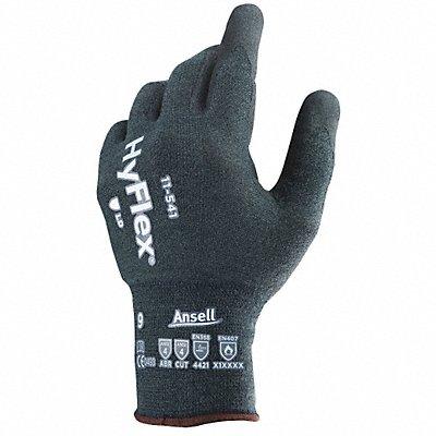 Nitrile Cut Resistant Gloves ANSI/ISEA Cut Level 4 INTERCEPT+ Kevlar? Nylon Spandex? Lining Gr
