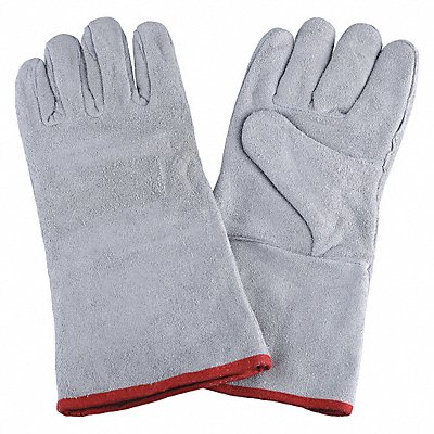 D1603 Welding Gloves Stick 14 L PR