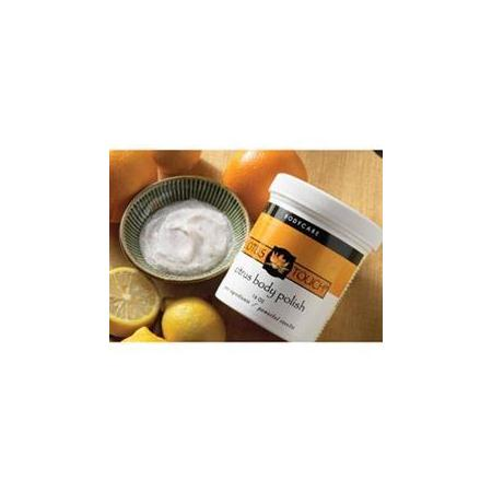 Lotus Touch Citrus Body Polish, 2 Pack