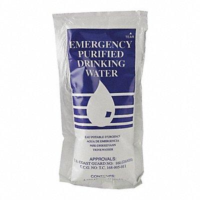 Emergency Drinking Water 125mL