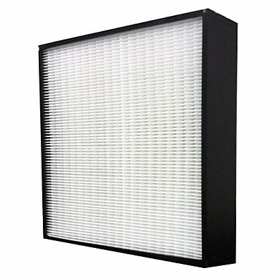 MERV 14 Synthetic Mini-Pleat Air Filter 12x24x6