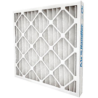 12x24x1 Synthetic Pleated Air Filter with MERV 8  |  Box of 12