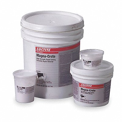 Gray Flooring/Grouting Concrete Repair 5 gal Pail Coverage Not Specified