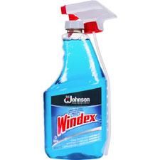 Windex Glass Cleaner, w/Unattached Trigger, 32 oz.