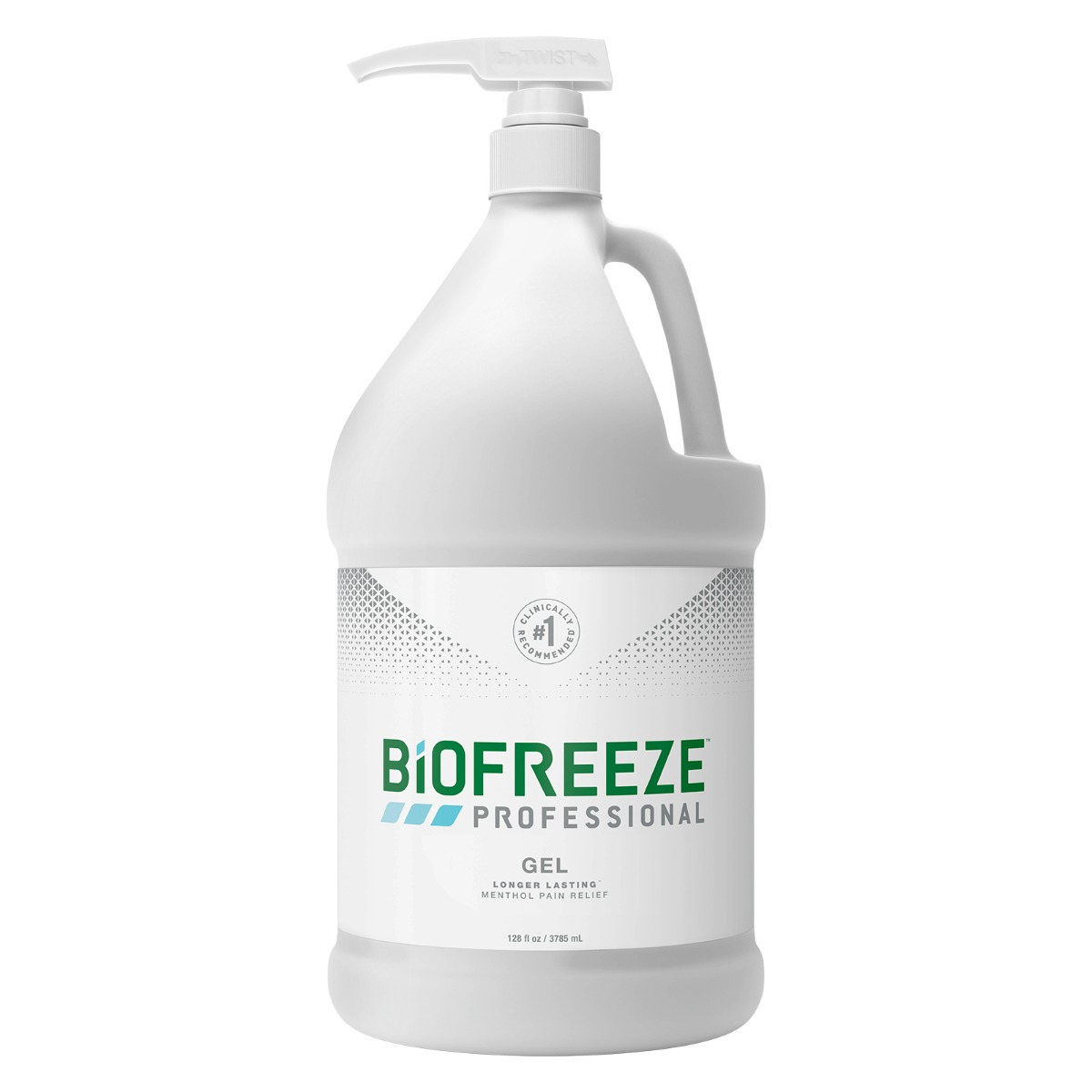 Image for Biofreeze Professional - 1 Gallon Gel - Original Green from Stockd.