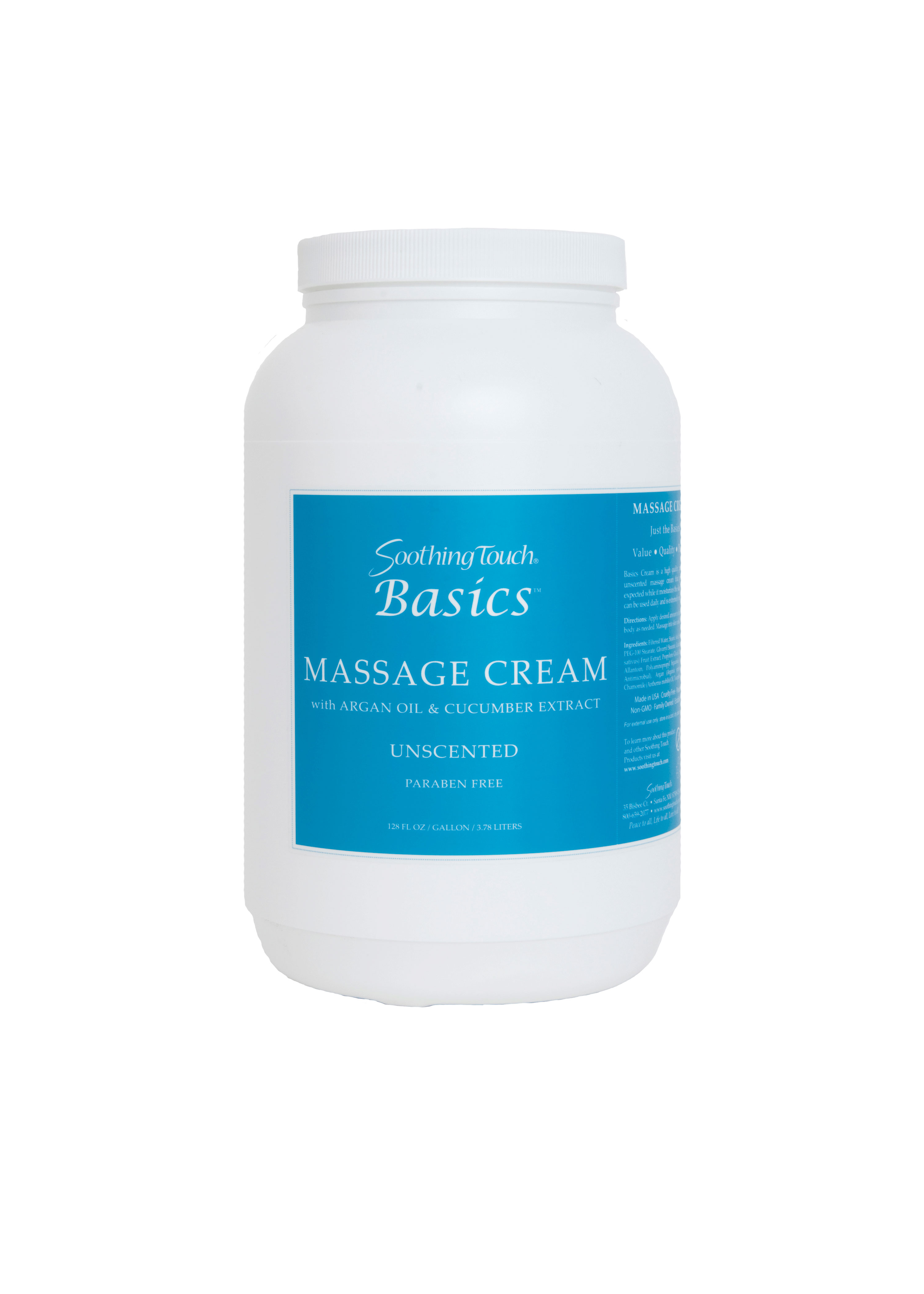 Soothing Touch Basics Massage Cream