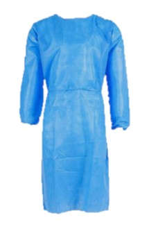 Isolation Gown Universal AAMI Level 1  (100/cs) $4.98 Ea