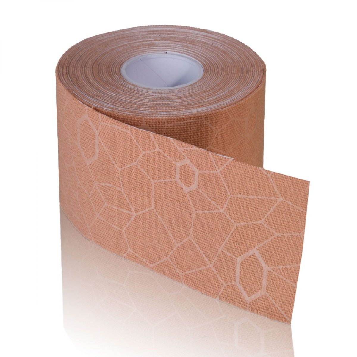 "TheraBand Kinesiology Tape, 2"" x 16.4', Beige/Beige, Roll"