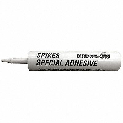 Clear Adhesive Silicone 10.1 oz.