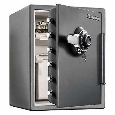 Fire Safe 2.05 cu ft Gray