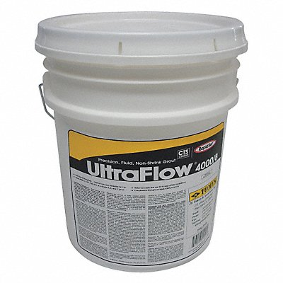 Gray Grout 55 lb Pail Coverage 6 sq. ft @ 1