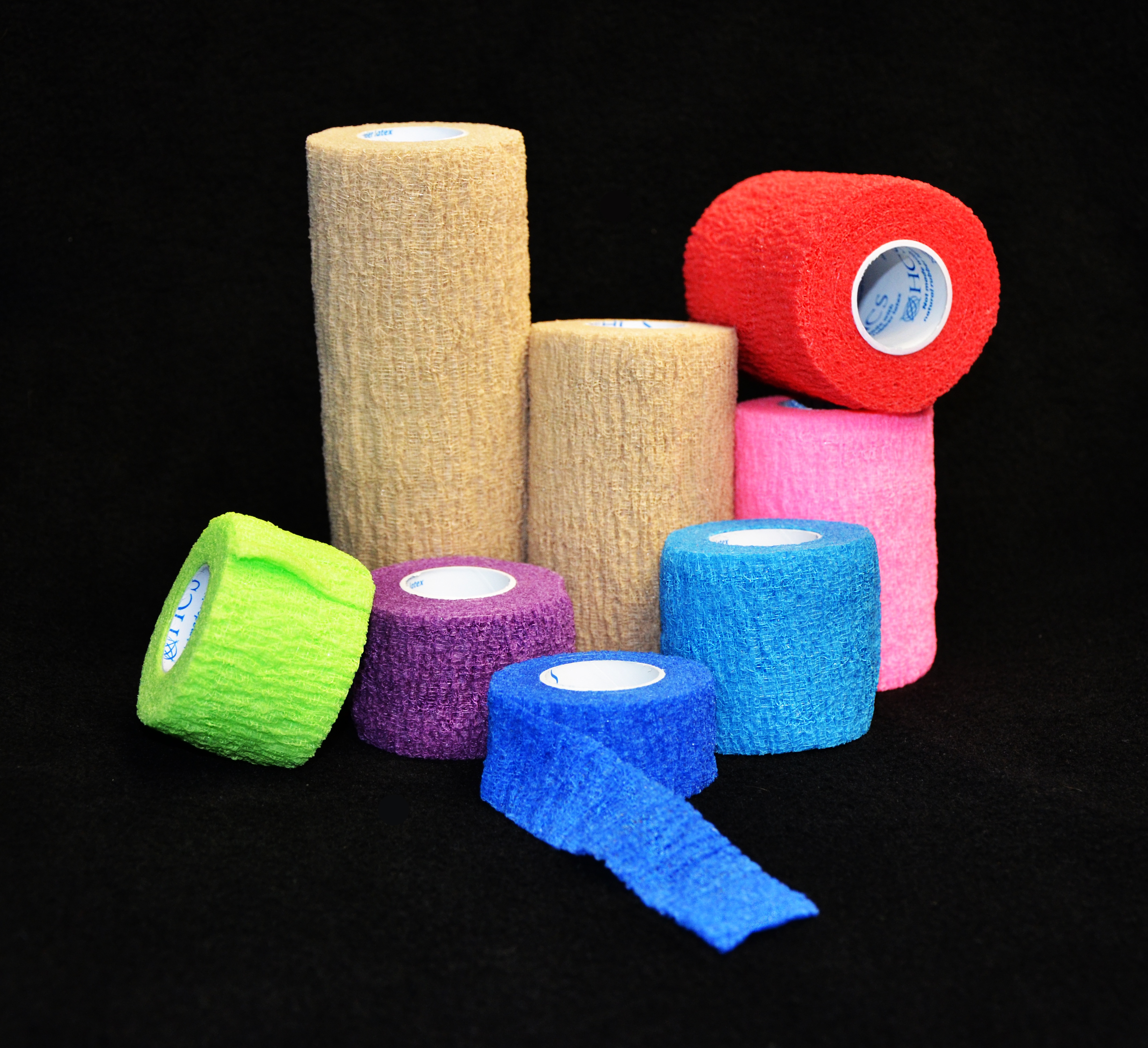 Bandage Cohesive Sterile