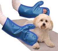 Vet Mitt (Veterinary Protective Mitten) - Royal Blue
