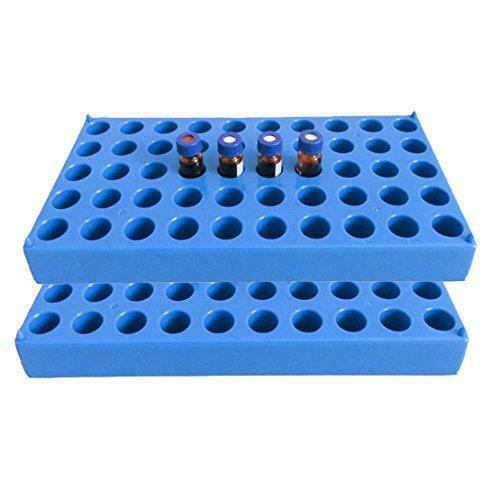 Vial Rack, 50 Positions for 4ml Vials, B