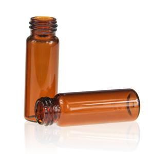 4mL, Amber Glass, Storage Vial, 15*45mm