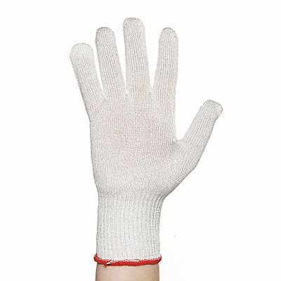 Cut Resistant Glove ANSI/ISEA Cut Level 4 Lining White XL EA 1