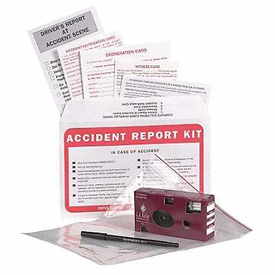 Accident Report Kit Audit/Inves/Records