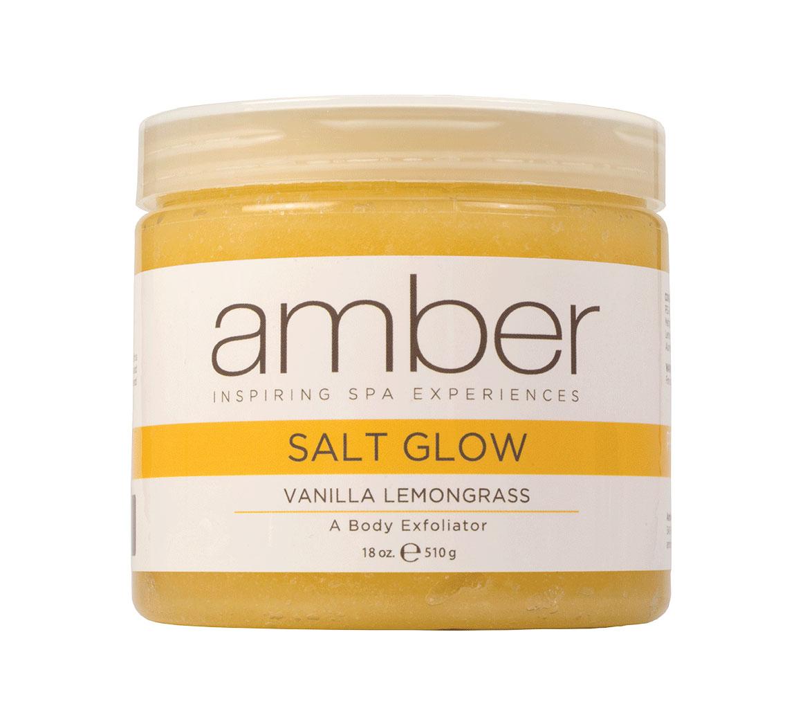 Amber Salt Glow Lavender Aphrodisia