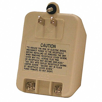 Plug-in Transformer Wall Mount Style 16.5VAC Output Voltage 115VAC Input Voltage 50 VA Rating