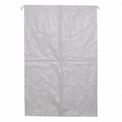 White Sand Bag 26 Length 14 Width 40 lb Weight Capacity 100 PK