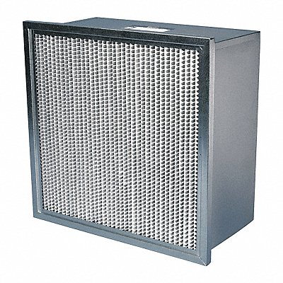 24x24x12 Cartridge Air Filter with 95 Filter Efficiency