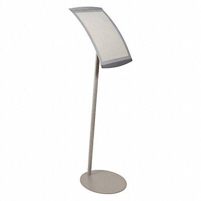 Floor Stand Sign Holder 57-1/2 H Steel