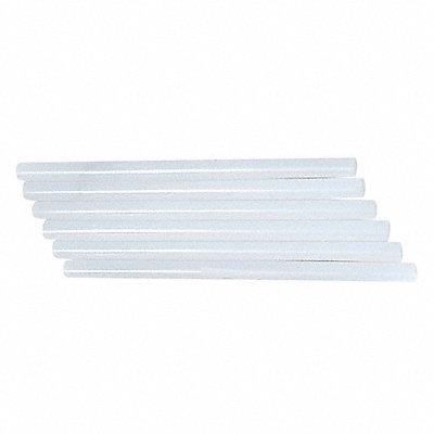 Transparent Hot Melt Glue Stick 7/16 Diameter 10 Length 100 PK