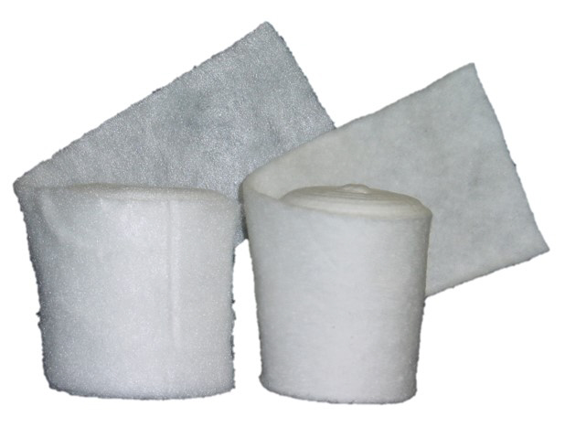 Tetra Synthetic Cast Padding, Non-Sterile, 4 Yard Rolls, Available in Bag or Case Packaging
