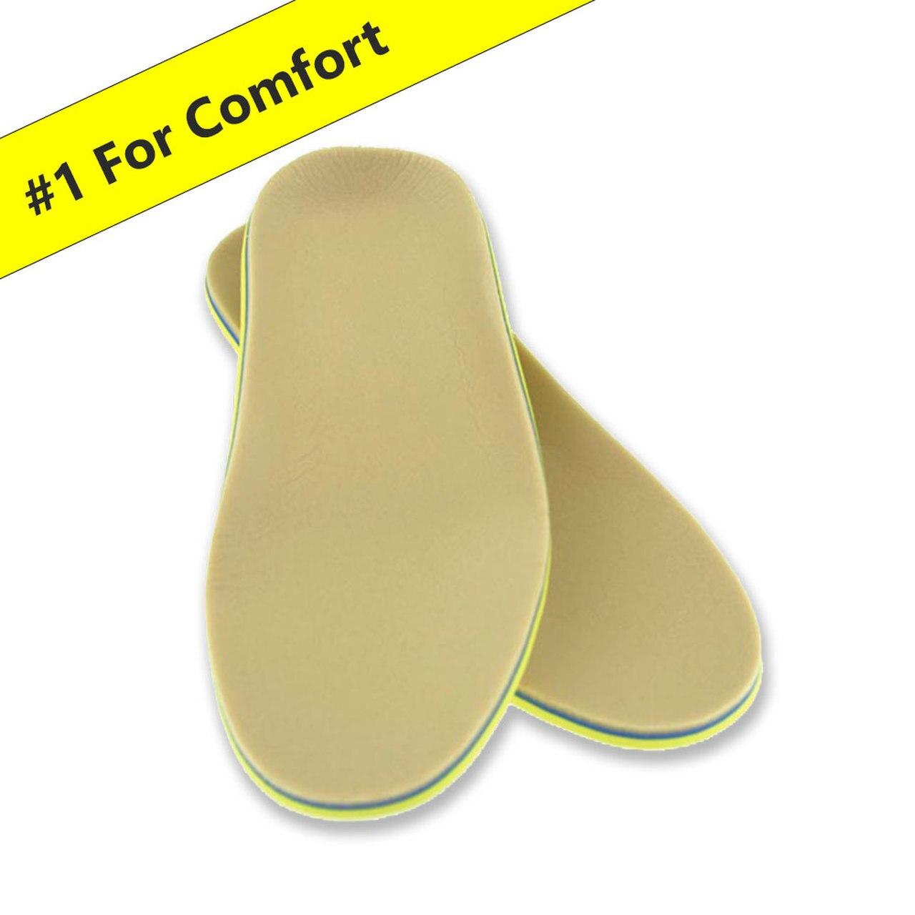Pedors 3P Comfort / Diabetic Insoles (Pack Of Three Pairs)