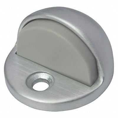 Dome Door Stop 1-1/8 H 1-7/8 Base dia.