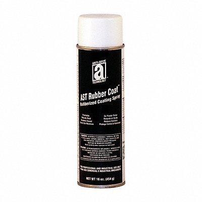 Glossy Black Liquid Rubber Sealant Coating Hybrid 16.0 oz Aerosol Spray