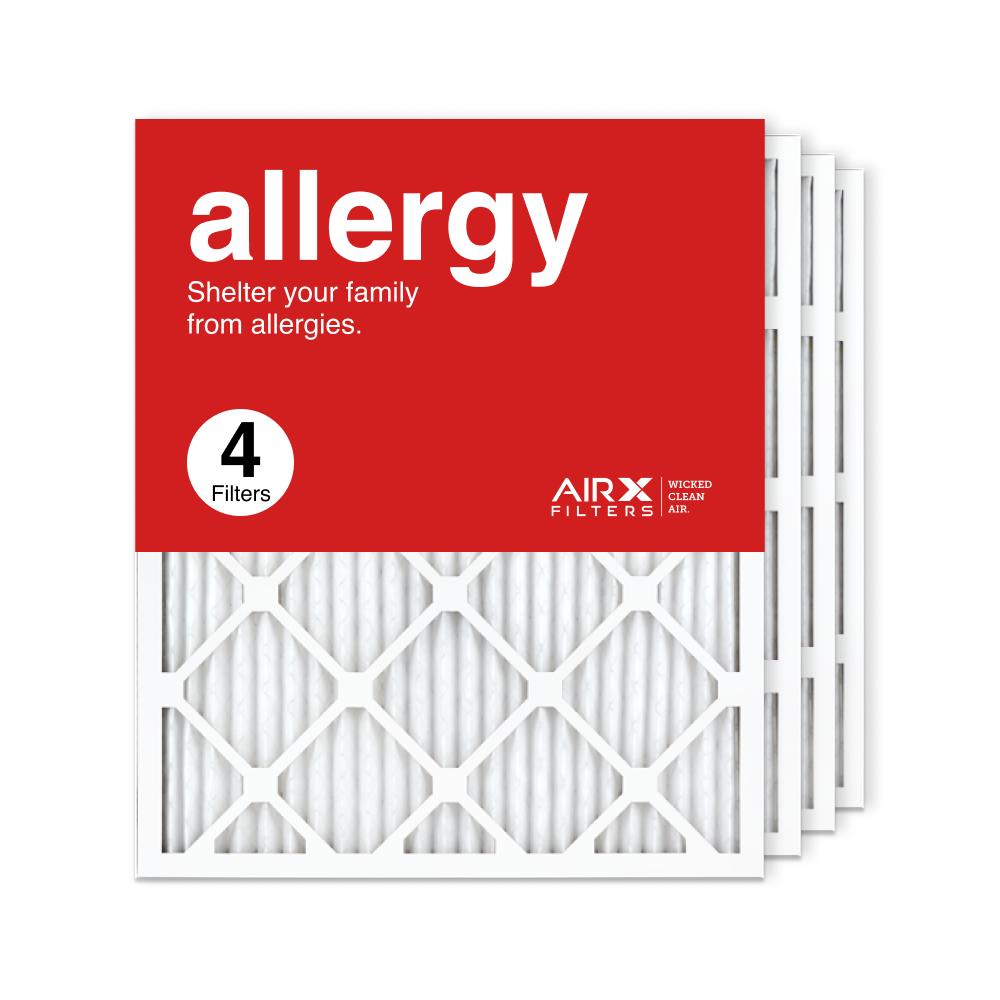 AIRx Filters 20x25x1 Furnace Air Filter MERV 11