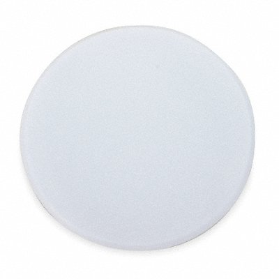 Wall Patch and Guard White Plastic Overall Dia 3-1/4