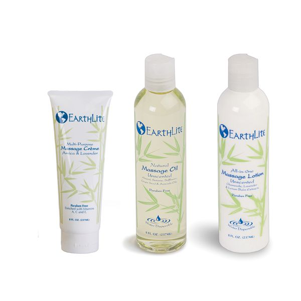 EarthLite Massage Lubricant Try Me Kit