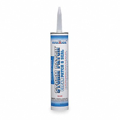 Rubberized Cement Patch 10 oz Size Clear Color Container Type Tube
